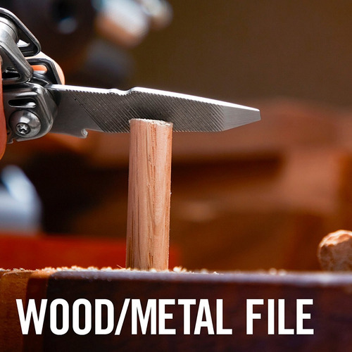 leatherman wingman multiherramienta - 14 herramientas en 1