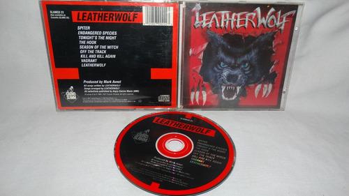 leatherwolf - leatherwolf (metal progresivo usa 80s grand sl