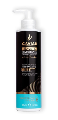 leave-in  +   caviar + reestructuración + hidratación 225ml