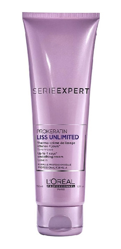 leave-in liss unlimited efeito liso loreal expert 150ml