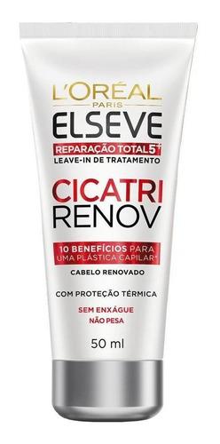 leave in reparador elseve cicatri renov 50ml