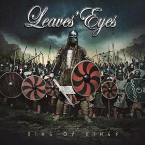 leaves eyes - king of kings - (bonus) - (nac)