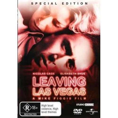 leaving las vegas dvd pelicula nicolas cage pal region 2 y 4