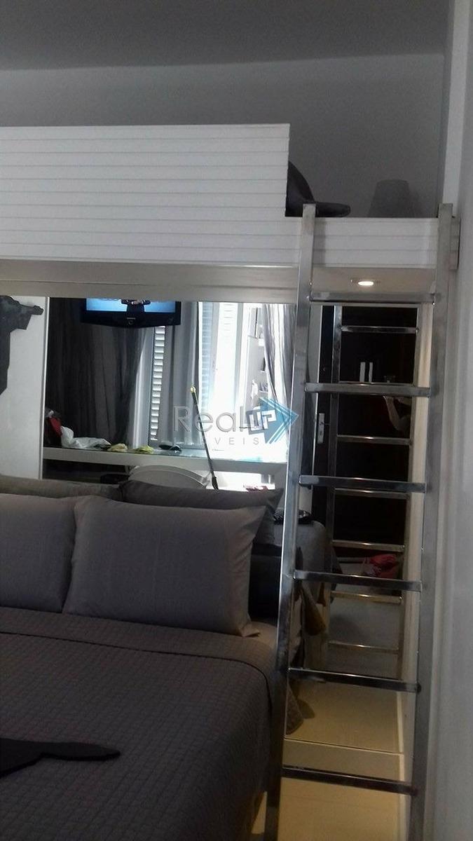 leblon, carlos góis, loft/studio, 30 m2 - 18892