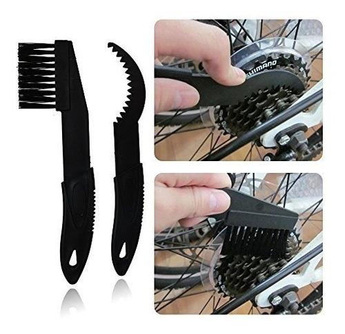 lebolike  cepillo limpiador de limpieza para motocicleta y