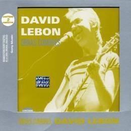 lebon david obras cumbres cd x 2 nuevo