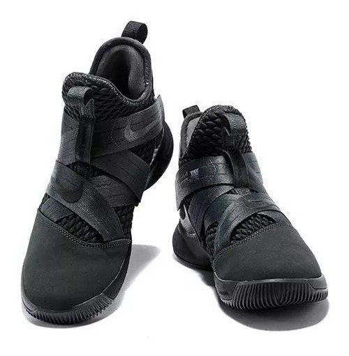new styles d4e4d 27f0f Lebron James Soldier 12