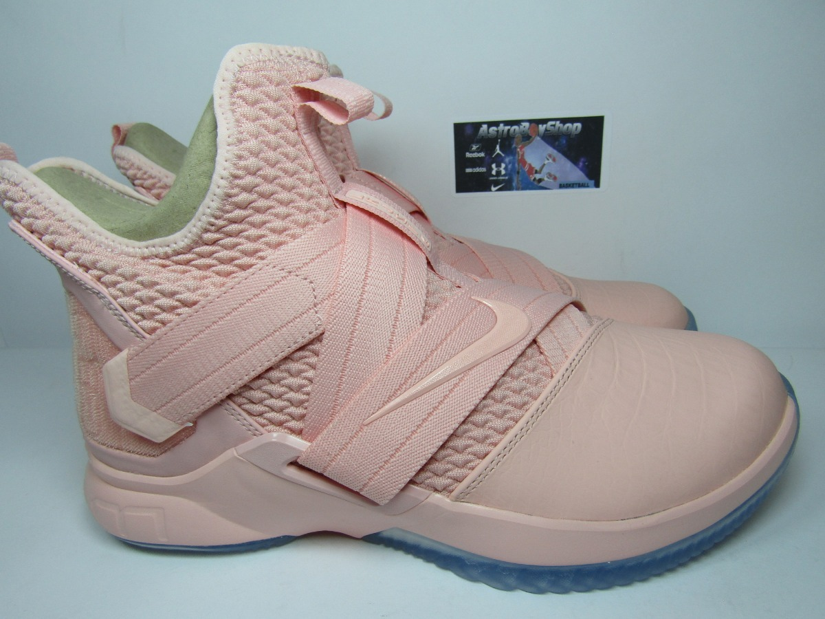 best sneakers 42563 2fbad Lebron Soldier 12 Soft Pink Edition (27.5 Mex) Astroboyshop