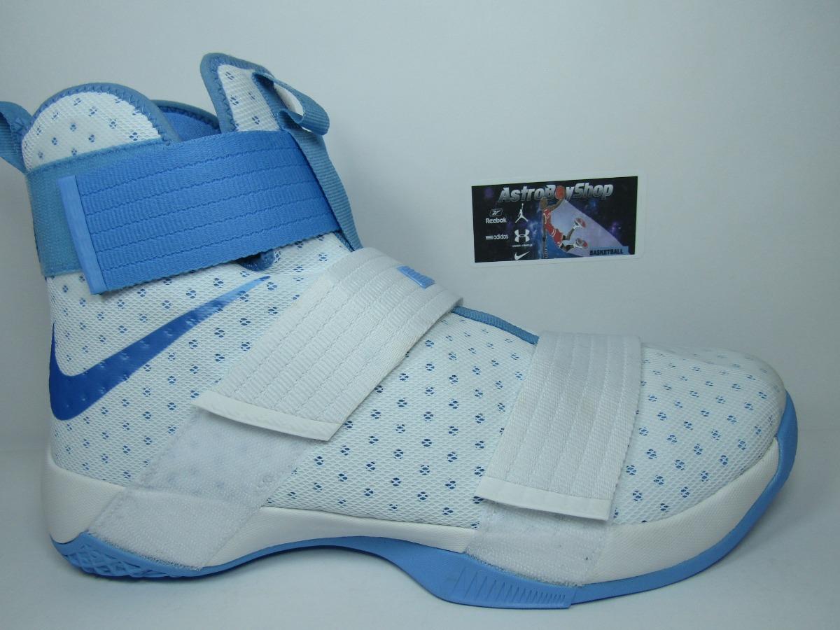 newest d58fb f8077 Lebron Soldier X University Blue Tb (34.5 Mex) Astroboyshop