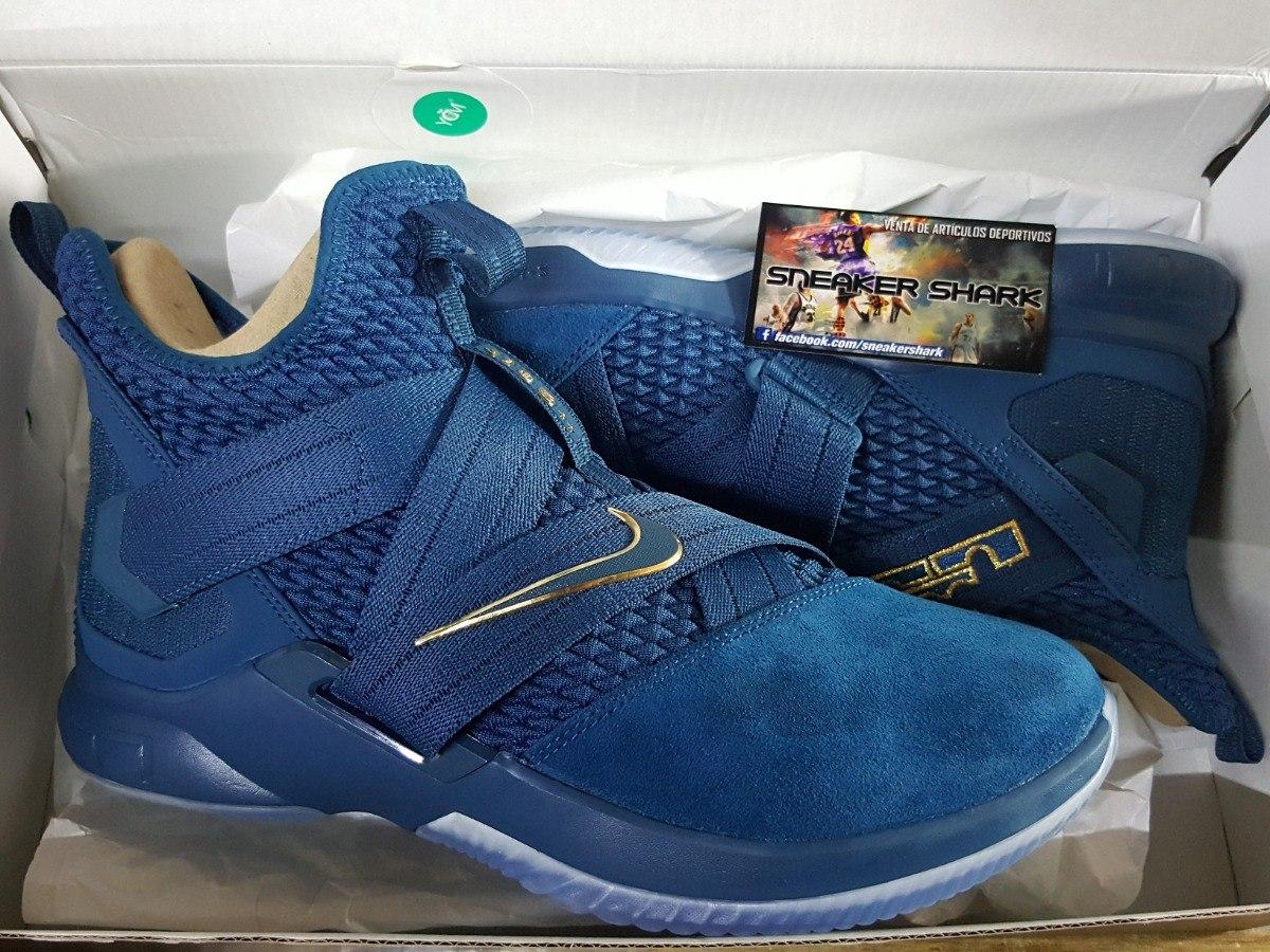 online retailer 4554c 87152 Lebron Soldier Xii 12 Agimat Blue Envio Inmediato Gratis