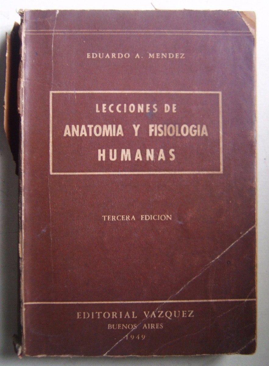 Moderno Anatomía Y Fisiología Humana 9ª Edición Bandera - Anatomía ...