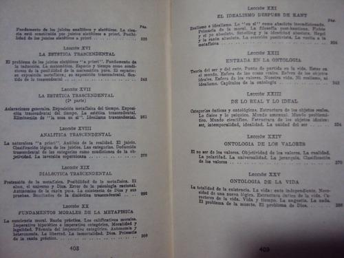 lecciones preliminares de filosofia por manuel garcia m.