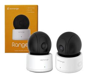 Lechange Camera Segurança Ranger 360 Graus Sem Ponto Cego