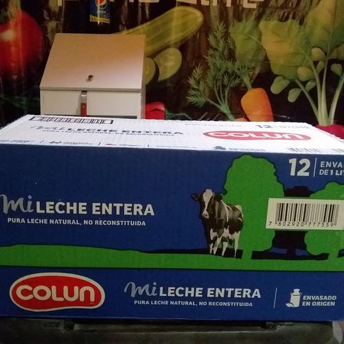 leche colun 1 lt