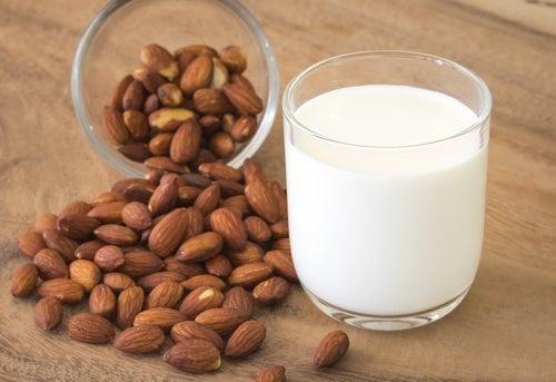 leche de almendras 100% natural envíos