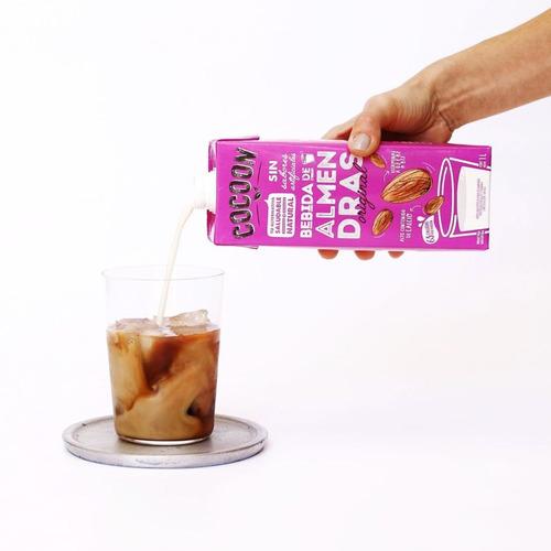 leche de almendras cocoon 1 x 1 litro gustos a eleccion
