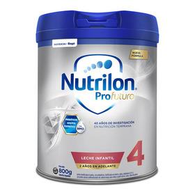 Leche De Fórmula En Polvo Nutricia Bagó Nutrilon Profutura 4 Por 6 Unidades De 800g