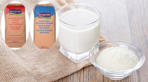 leche en polvo 1 kg entera y descremada  envió gratis
