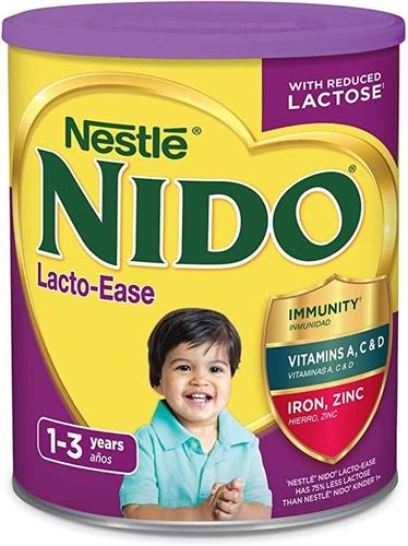 leche en polvo nido bajo en lactosa + tienda física las merc