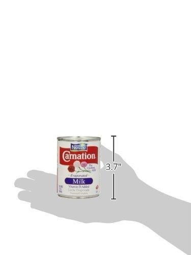 leche evaporada de clavel, 12 fl oz