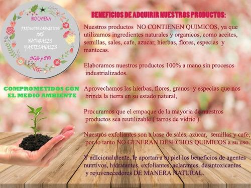leche limpiadora desmaquillante de coco/menta natural/ 250ml