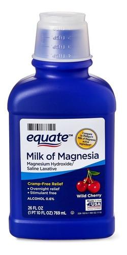 leche magnesia