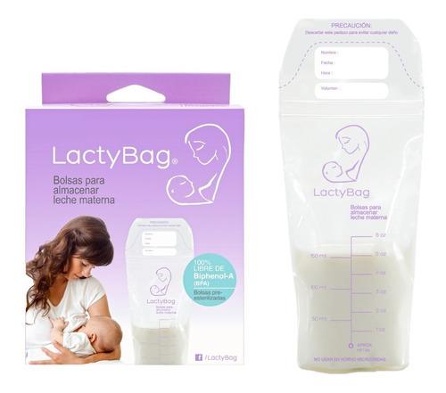 leche materna bolsas para