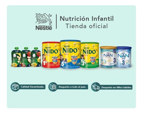 leche nan 2 lcomfortis® 900g tarro fórmula infantil
