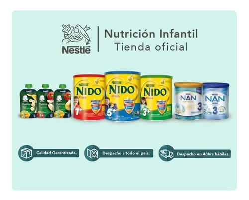 leche nan sin lactosa 400g tarro fórmula infantil