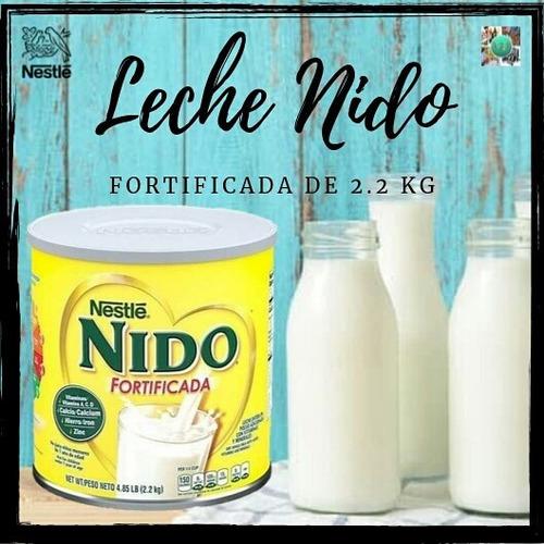 leche nido de 2.2kg