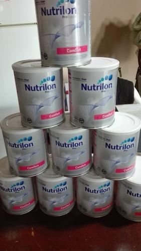 leche nutrilon comfort lata 400g. vto 05/19 y posteriores