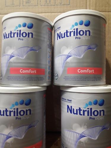 leche nutrilon comfort pro expert x 400 grs 10 latas.