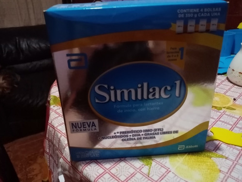 leche similac