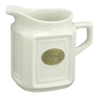 lechera de cerámica