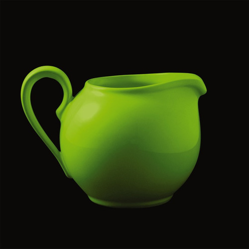 lechera olmos® 500 cc. verde manzana línea aquarella