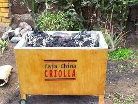 lechon en caja china para eventos sociales