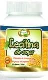 lecitina soya 100 capsulas 100% natural