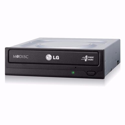 lecto grabadora de dvd y cd  lg sata diamond local gtia