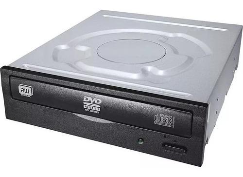lecto grabadora dvd cd liteon 24x negra sata envio