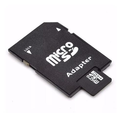 lector adaptador de memoria micro sd a sd tenemos cantidad