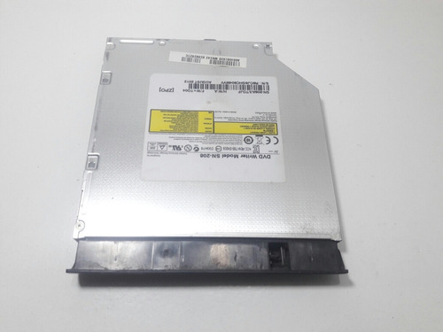 lector cd/ dvd para notebook toshiba satellite c845