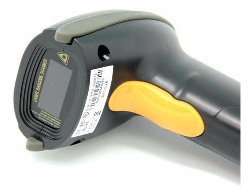 lector código de barras láser usb  pistola  ml2982