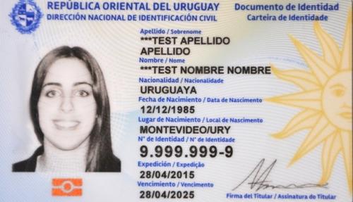 lector de cédula de identidad uruguaya (tarjeta inteligente)