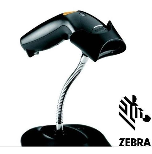 lector de codigo de barras laser zebra symbol ls1203 usb