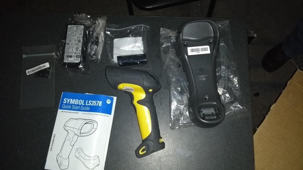 Lector De Cdigo De Barras Motorola Modelo Symbol Ls3578 Er