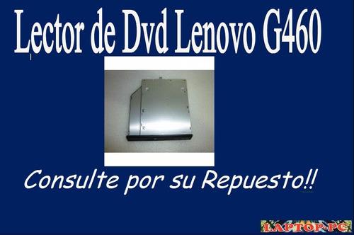 lector de dvd lenovo g460