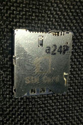 lector de sim modelo 6040,6033,8000 y idol x