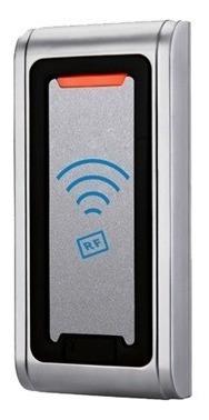 lector de tarjeta rfid metalico ip68 antivandalico