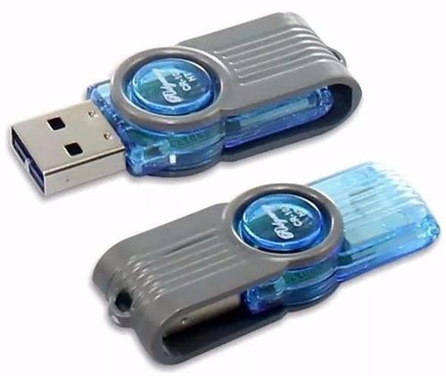 lector de tarjetas memorias micro sd adaptador a usb 2.0