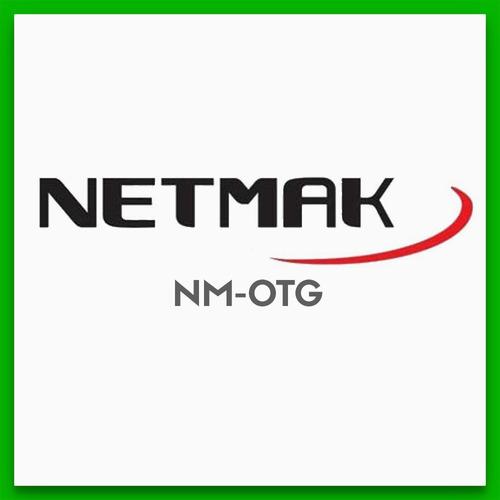 lector de tarjetas netmak nm-otg microsd usb c/usb/microusb
